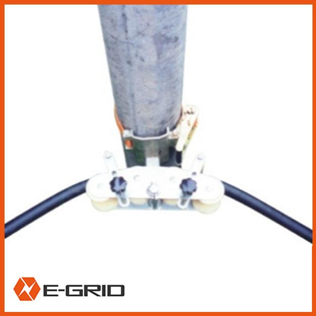 Model SH430R multi-sheave cable block