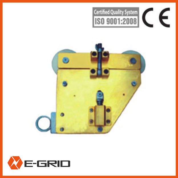 Model ZN50 block recovering damper for Optical fiber wires Installation